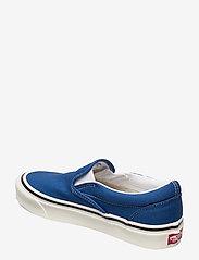 VANS - Shoe Adult Unisex Numeric Wid - slip-on schoenen - (anaheim factory) og blue - 2