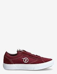 VANS - UA Paradoxxx - laag sneakers - port/white - 1