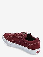VANS - UA Paradoxxx - laag sneakers - port/white - 2