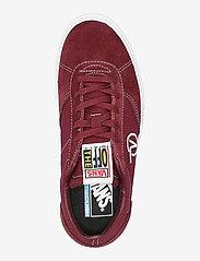 VANS - UA Paradoxxx - laag sneakers - port/white - 3