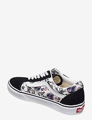 VANS - UA Old Skool - laag sneakers - (paradiseflorl)orchdtrwht - 2
