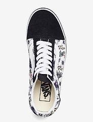 VANS - UA Old Skool - laag sneakers - (paradiseflorl)orchdtrwht - 3