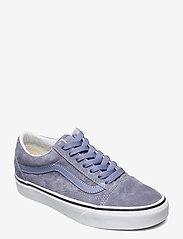 VANS - UA Old Skool - laag sneakers - (pig suede)tempestbltrwht - 0