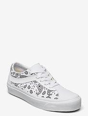VANS - UA Bold NI - laag sneakers - (paisley)true white/black - 0