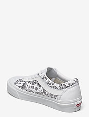 VANS - UA Bold NI - laag sneakers - (paisley)true white/black - 2