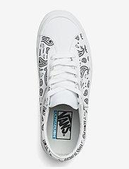 VANS - UA Bold NI - laag sneakers - (paisley)true white/black - 3