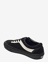 VANS - UA Bold NI - laag sneakers - (suede) black/marshmallow - 2