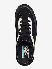 VANS - UA Bold NI - laag sneakers - (suede) black/marshmallow - 3
