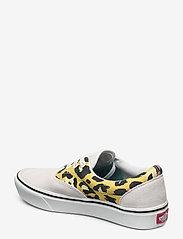 VANS - UA ComfyCush Era - lage sneakers - (mixed media) white/multi - 2