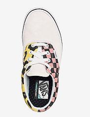 VANS - UA ComfyCush Era - lage sneakers - (mixed media) white/multi - 3