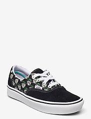 VANS - UA ComfyCush Era - lage sneakers - (scribble flower)daisyblk - 0