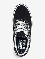 VANS - UA ComfyCush Era - lage sneakers - (scribble flower)daisyblk - 3