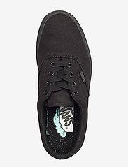 VANS - UA ComfyCush Era - laag sneakers - (classic) black/black - 3