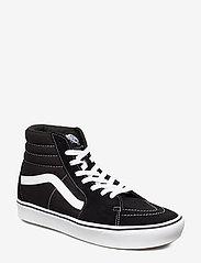 VANS - UA ComfyCush SK8-Hi - høje sneakers - (classic) black/true whit - 0