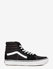 VANS - UA ComfyCush SK8-Hi - høje sneakers - (classic) black/true whit - 2