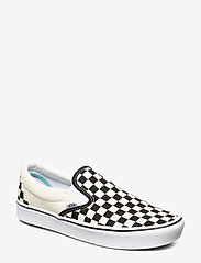 VANS - UA ComfyCush Slip-On - slip-on schoenen - (classic) checkerboard/tr - 0