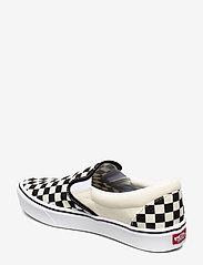 VANS - UA ComfyCush Slip-On - slip-on schoenen - (classic) checkerboard/tr - 2