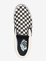 VANS - UA ComfyCush Slip-On - slip-on schoenen - (classic) checkerboard/tr - 3