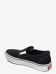 VANS - UA ComfyCush Slip-On - slip-on schoenen - (classic) black/true whit - 2