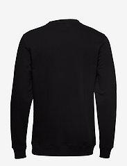 VANS - VANS CLASSIC CREW II - truien - black-white - 1