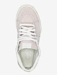VANS - Shoe Adult Unisex Numeric Wid - baskets épaisses - (chkrbrd)blncdblnchshdvlt - 3