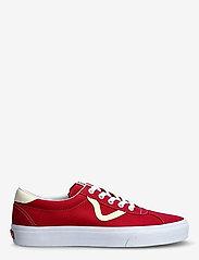 VANS - UA Vans Sport - laag sneakers - (classcsprt)chlpprclscwht - 1