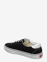 VANS - UA Vans Sport - laag sneakers - (suede) black - 2