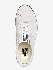 VANS - UA Vans Sport - laag sneakers - (suede) white - 3