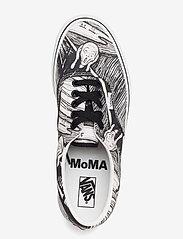 VANS - UA Era - laag sneakers - (moma) edvard munch - 3
