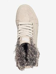 VANS - UA SK8-Hi MTE - hoge sneakers - (croc mte)oatmeal/oatmeal - 3
