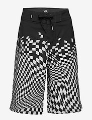 VANS - PIXELATED BOARDSHORT BOYS - bademode - black - 0