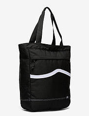VANS - CONSTRUCT TOTE - shoppers - black/white - 2