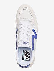 VANS - UA Lowland CC - laag sneakers - (court) tr wht/baja blue - 3