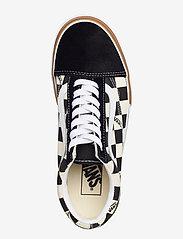 VANS - UA Old Skool Stacked - lage sneakers - (checkerboard) multi/true - 3