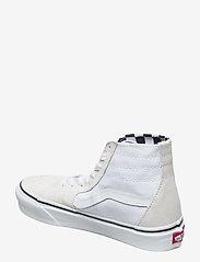 VANS - UA SK8-Hi Tapered - hoge sneakers - (diy) white/true white - 2
