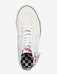 VANS - UA SK8-Hi Tapered - hoge sneakers - (diy) white/true white - 3