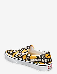 VANS - UA Classic Slip-On - baskets slip-ons - (shit happens)cdmylwtrwht - 2