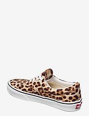 VANS - UA Era - lave sneakers - (leopard) black/truewhite - 2