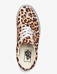 VANS - UA Era - lave sneakers - (leopard) black/truewhite - 3
