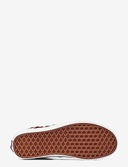 VANS - UA Era - lave sneakers - (leopard) black/truewhite - 4