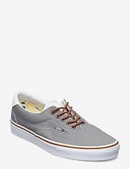 VANS - UA Era 59 - lave sneakers - (c&l) gray/floral - 0