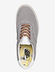 VANS - UA Era 59 - lave sneakers - (c&l) gray/floral - 3