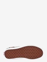 VANS - UA Old Skool - lage sneakers - (leopard) black/truewhite - 4