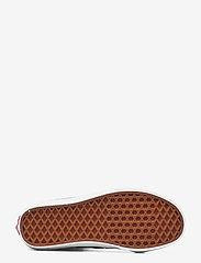 VANS - UA SK8-Hi - hoge sneakers - (leopard) black/truewhite - 4