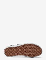 VANS - UA SK8-Low - laag sneakers - (canvas/suede)blkchckrbrd - 4