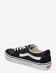 VANS - UA SK8-Low - laag sneakers - black/true white - 2