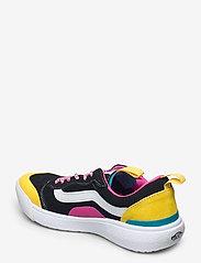 VANS - UA UltraRange EXO SE - lage sneakers - (66 supply) black/multi - 2