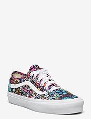 VANS - UA Old Skool Tapered - lage sneakers - (libertyfabrcs)mltblkflrl - 0