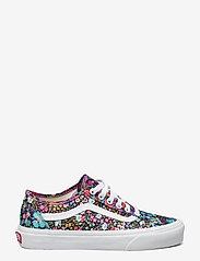VANS - UA Old Skool Tapered - lage sneakers - (libertyfabrcs)mltblkflrl - 1