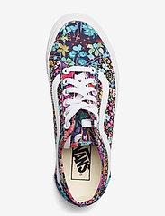 VANS - UA Old Skool Tapered - lage sneakers - (libertyfabrcs)mltblkflrl - 3